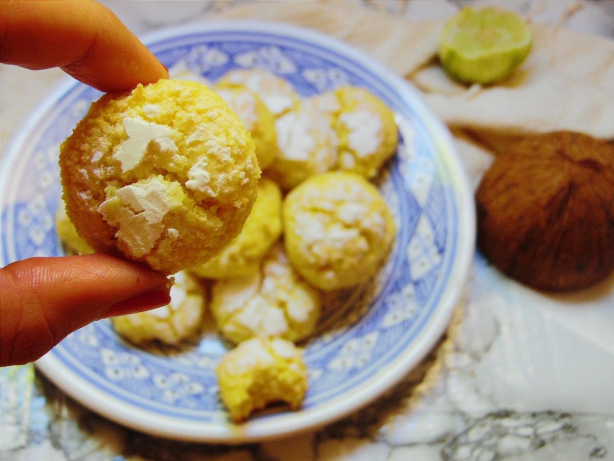 Ghriba marocaine aux noix de coco (Recette facile)